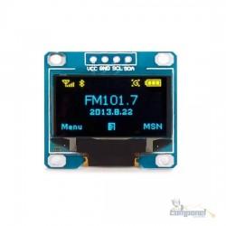Display Led Arduino 128X64